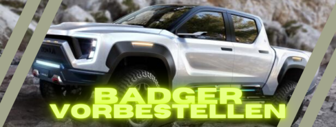Nikola badger