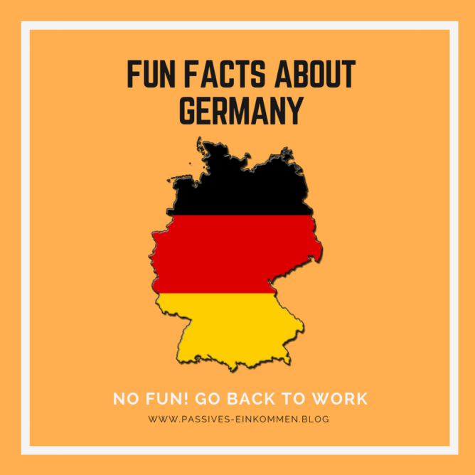 fun facts aboutgermany